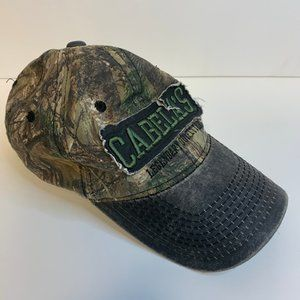 Cabela's Camo Adjustable Hunting Cap